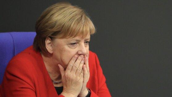 Меркель назвала ситуацию с экономикой в Германии самой тяжелой в истории
