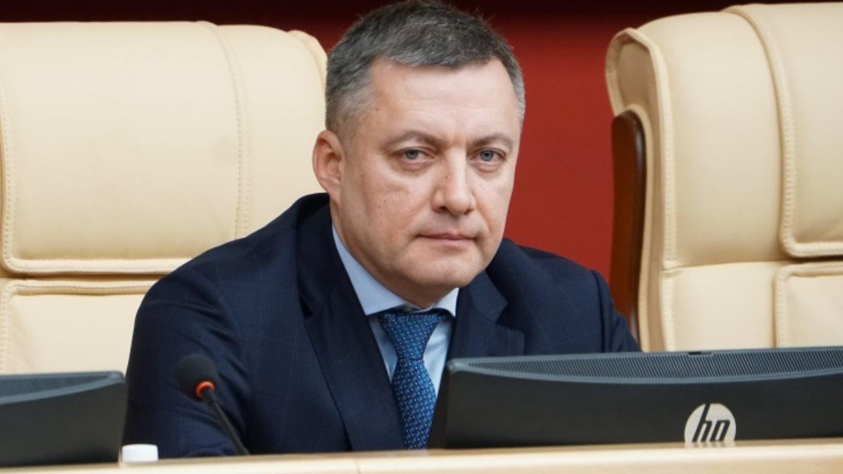 Врио губернатора Иркутской области представили депутатам
