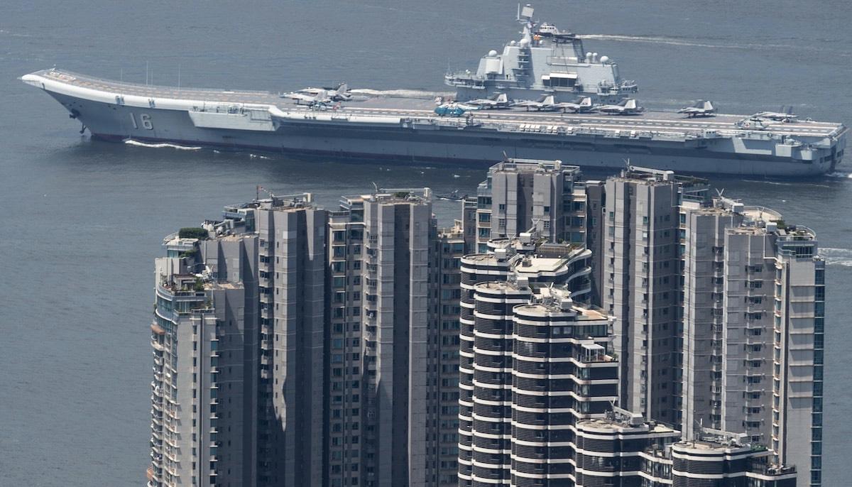 Хватит ли военно-морским силам КНР четырёх авианосцев?