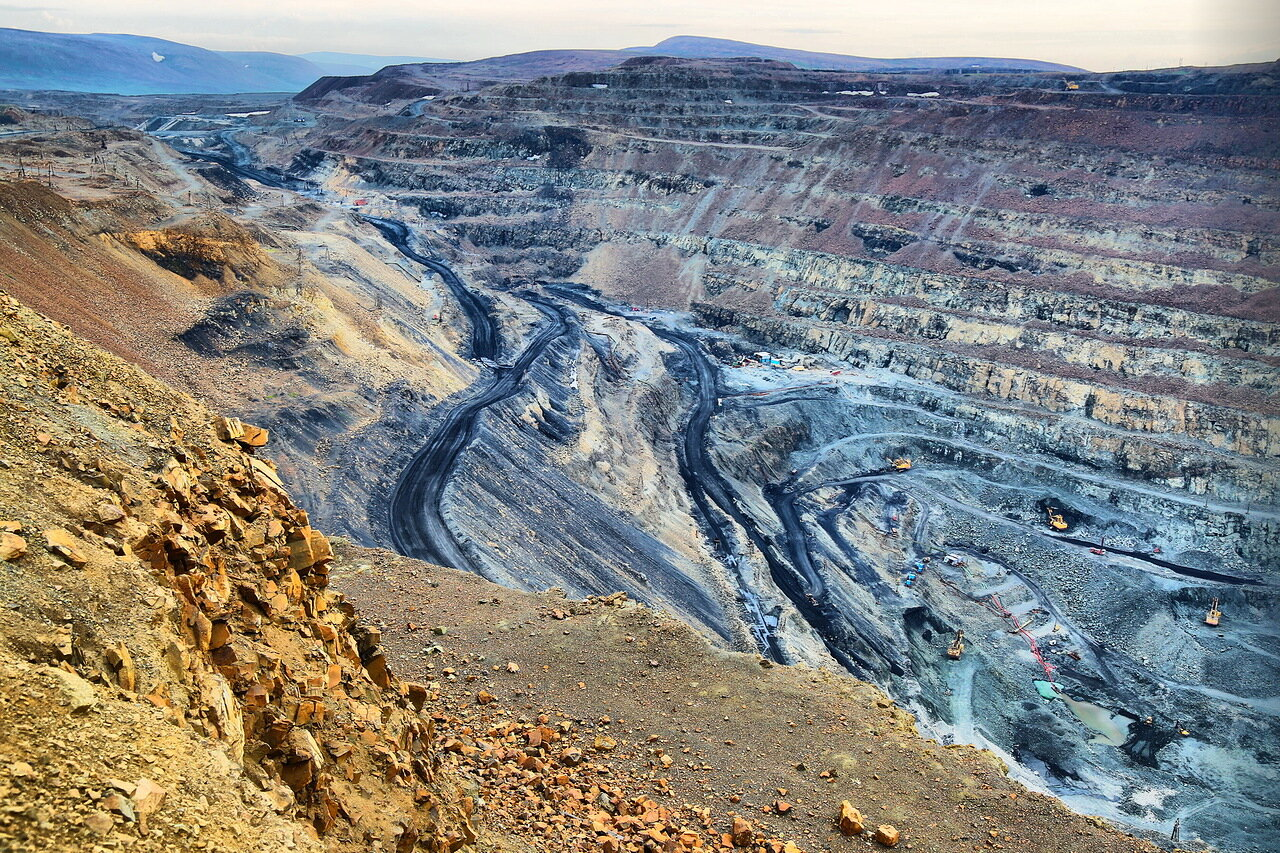 «Уралмеханобр» проектирует расширение рудника «Норникеля»