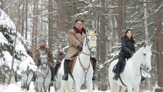 В КНДР сообщили о деятельности Ким Чен Ына на фоне слухов о его смерти