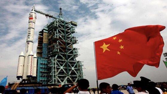 Китайская ракета-носитель Чанчжэн-8