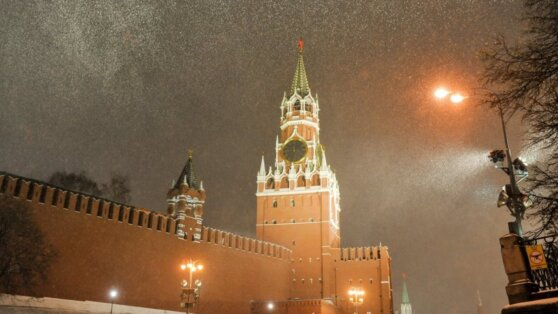 Синоптики предупредили о самом сильном снегопаде этой зимы в Москве