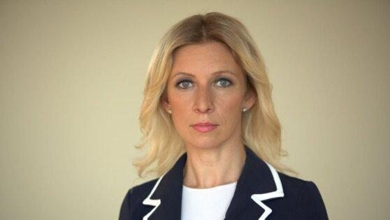 Захарова пригрозила Чехии зеркальными мерами на высылку дипломатов