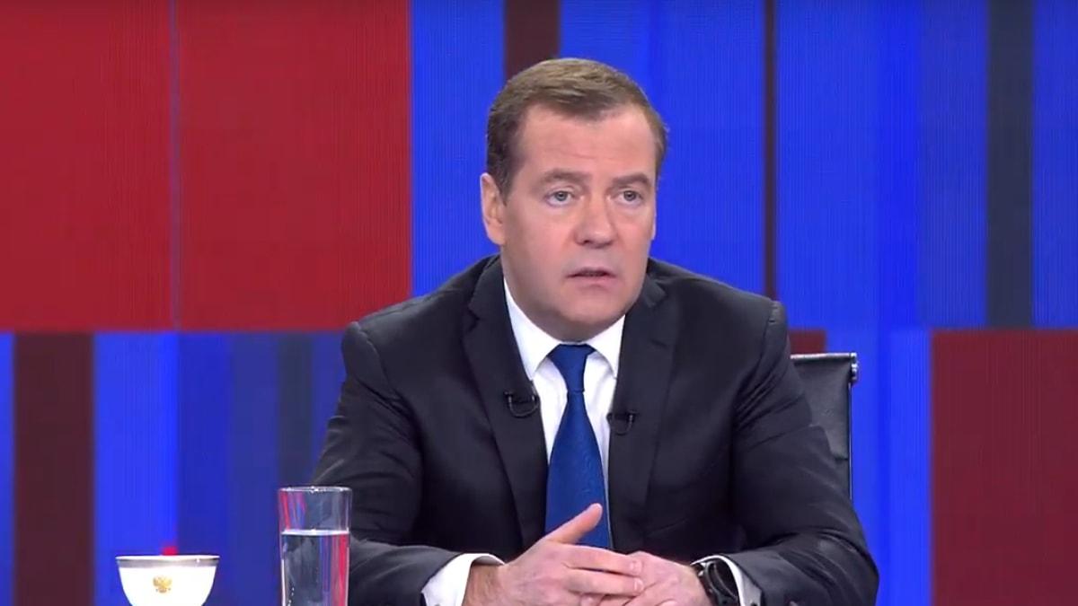 Формат пресс-конференции Медведева назвали беспрецедентным