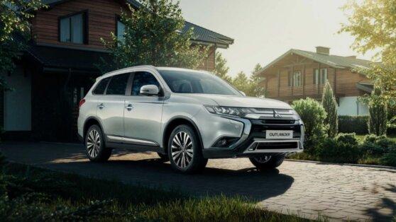 Новый Mitsubishi Outlander будут собирать в России