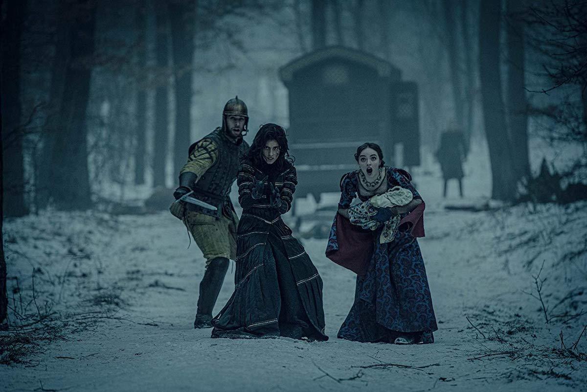 Сериал о Средневековье появится на экранах 20 декабря