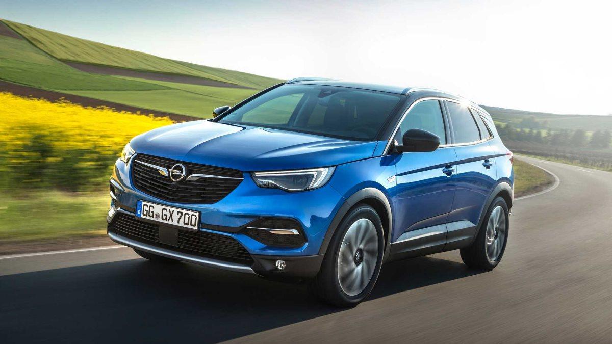 Гибрид Grandland X от Opel оказался дороже Tiguan