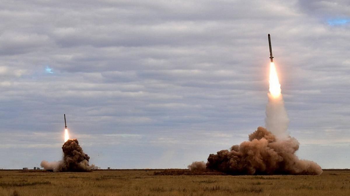 В США прошли испытания запрещенной баллистической ракеты