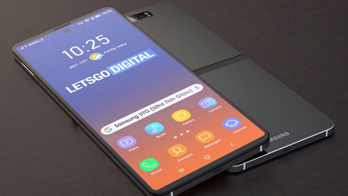 На экранах смартфонов Samsung появится уникальное стекло