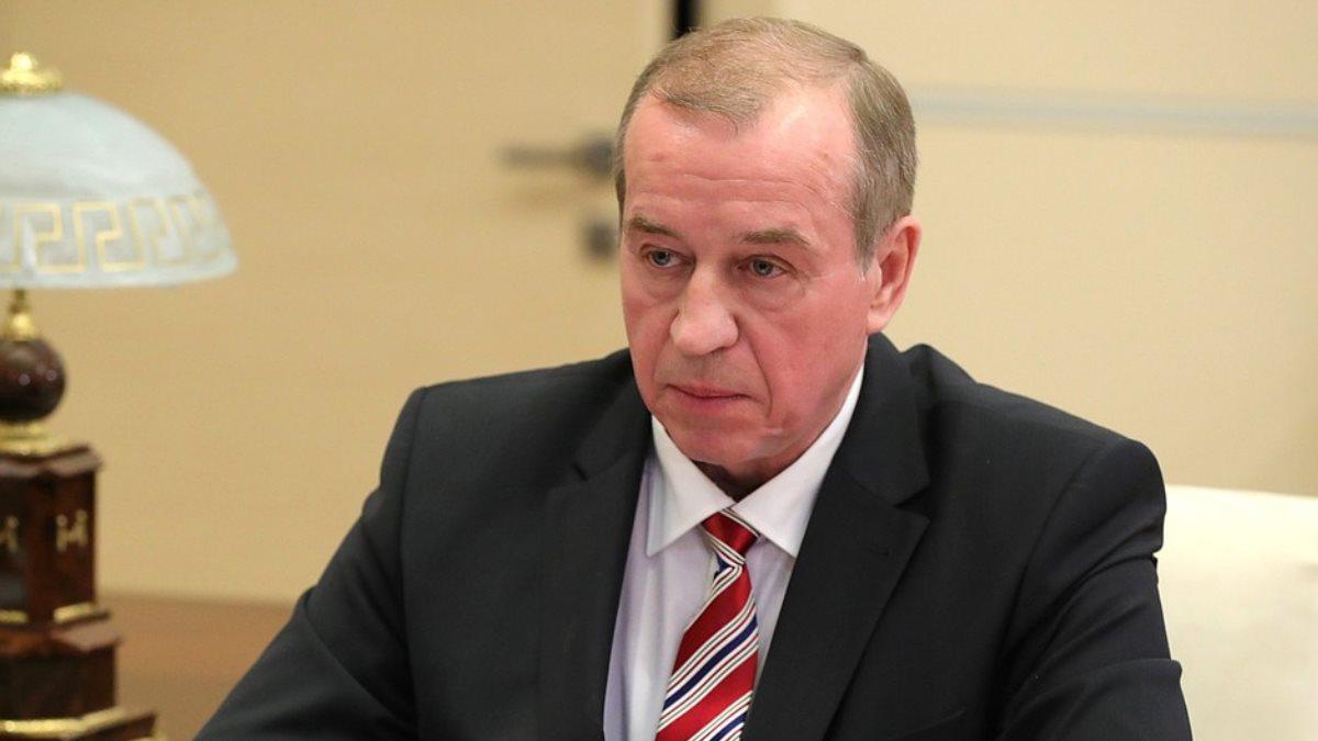 Путин уволил губернаторов Иркутской и Еврейской автономной областей