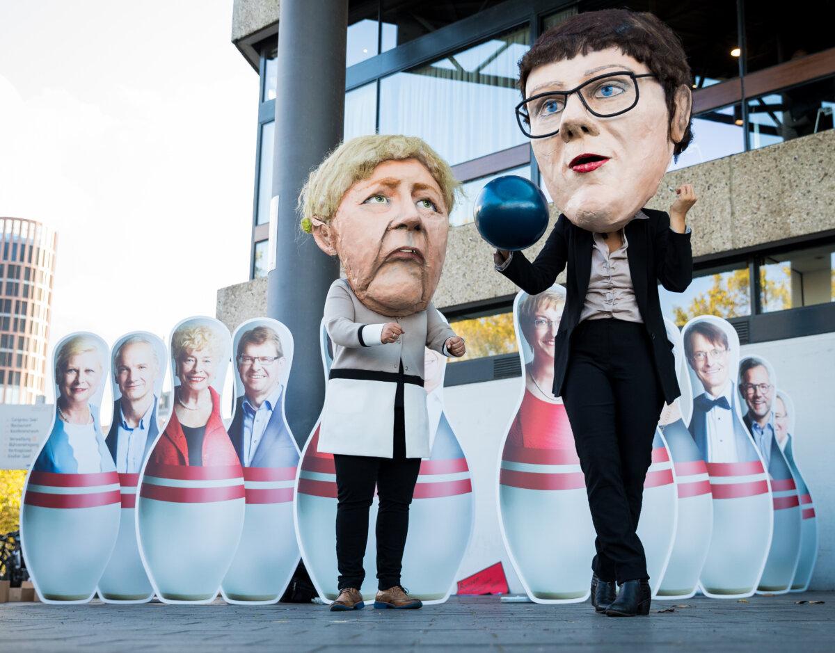 Почему крупные немецкие партии теряют поддержку избирателей
