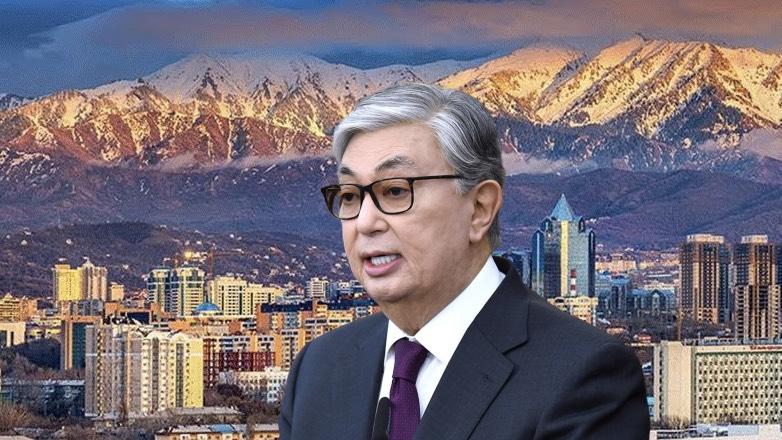 Президент Казахстана одобрил идею переименования Алматы