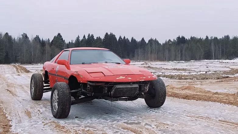 Toyota Supra багги