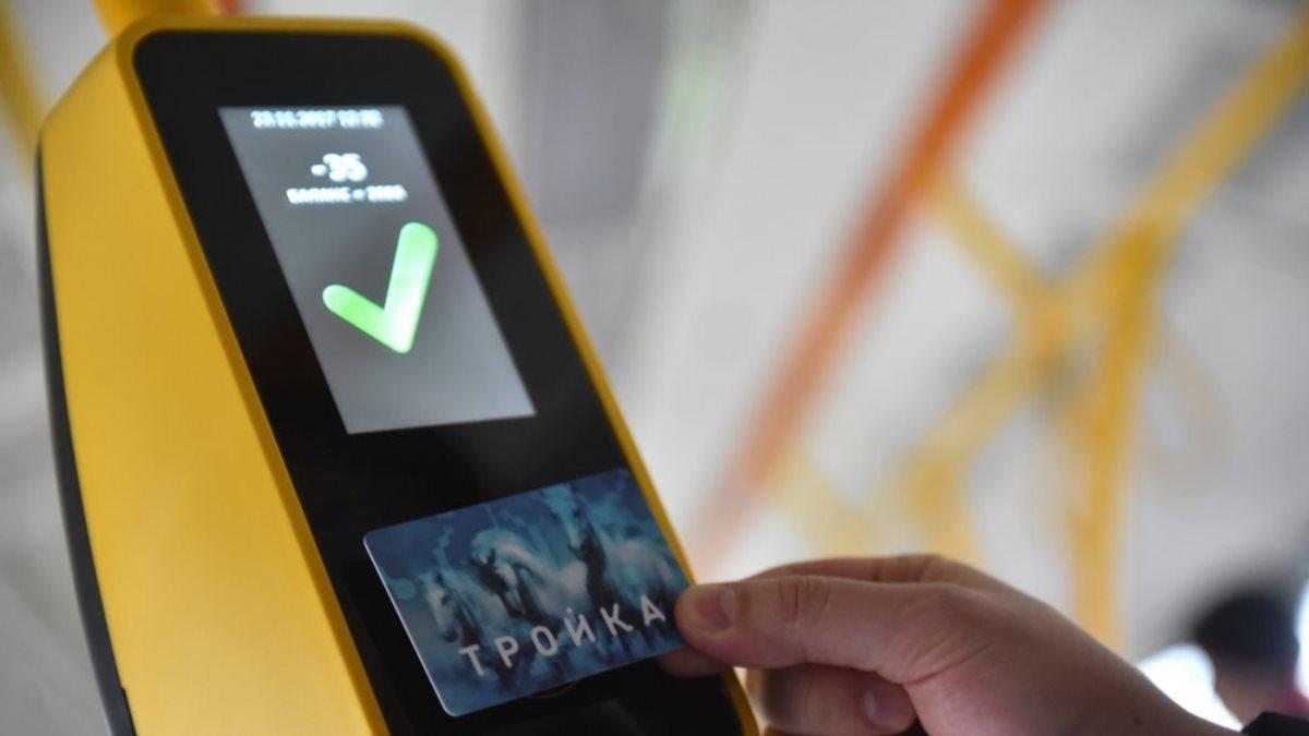 В московских автобусах установят системы поиска безбилетников