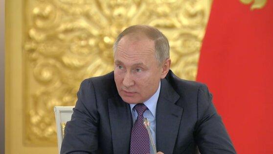Путин поручил определить перечень пострадавших от COVID-19 отраслей