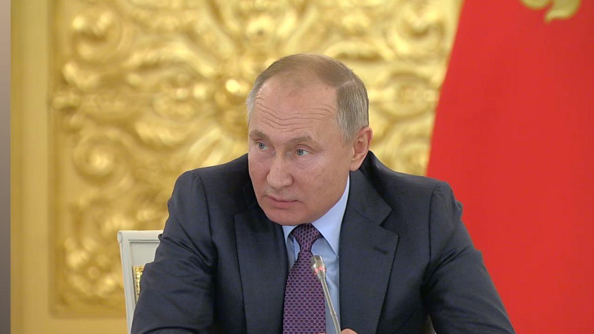 Путин заявил о возможности повторения Сребреницы в Донбассе