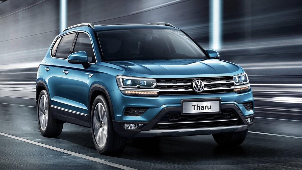 Volkswagen привезет в Россию бюджетный кроссовер Tarek