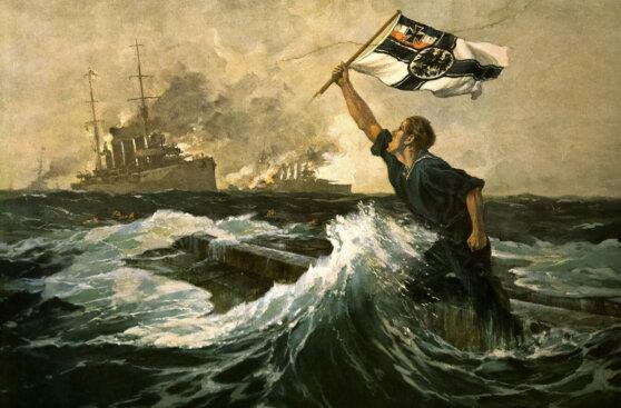 Найден немецкий крейсер, чей капитан нанес Британии унизительное поражение