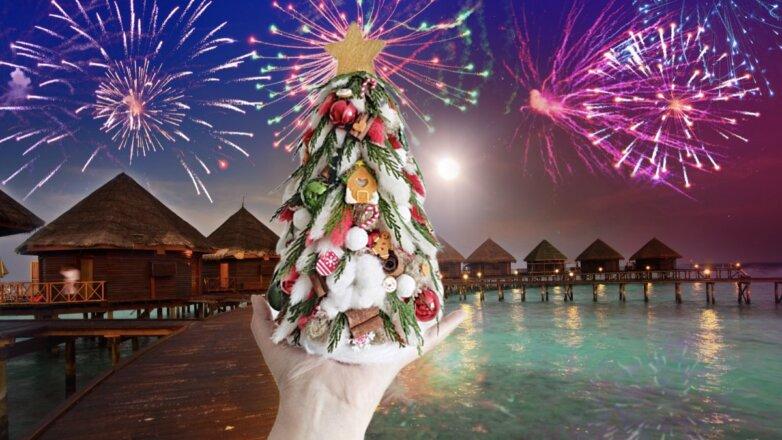 елка тайланд новый год