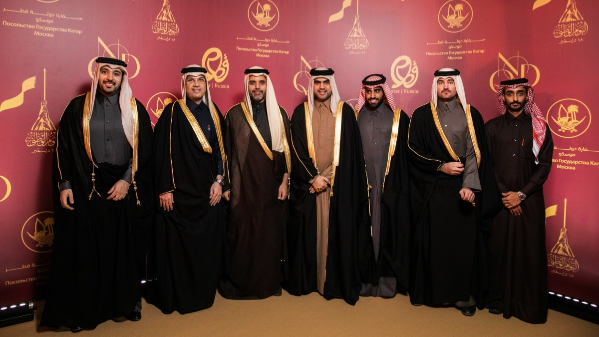 Празднование Национального дня Государства Катар прошло в Москве