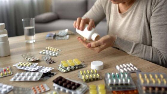 Учёные назвали скрытую опасность противовоспалительных лекарств
