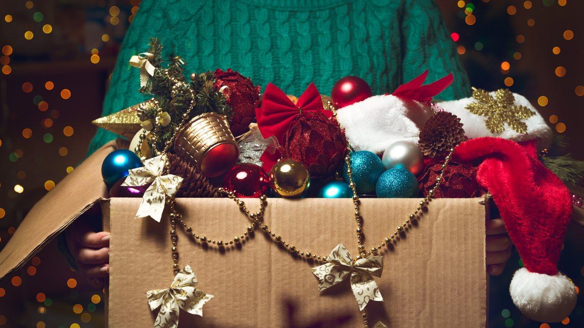 Эксперты рассказали об опасности новогодних украшений