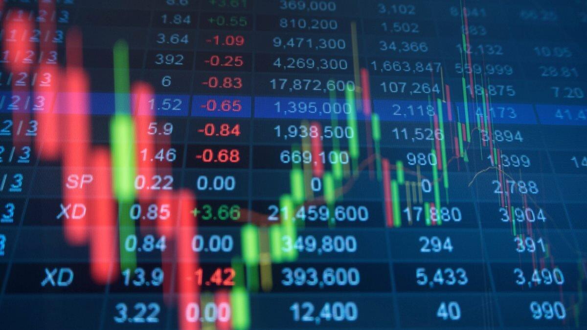 котировки акции рост падение биржа