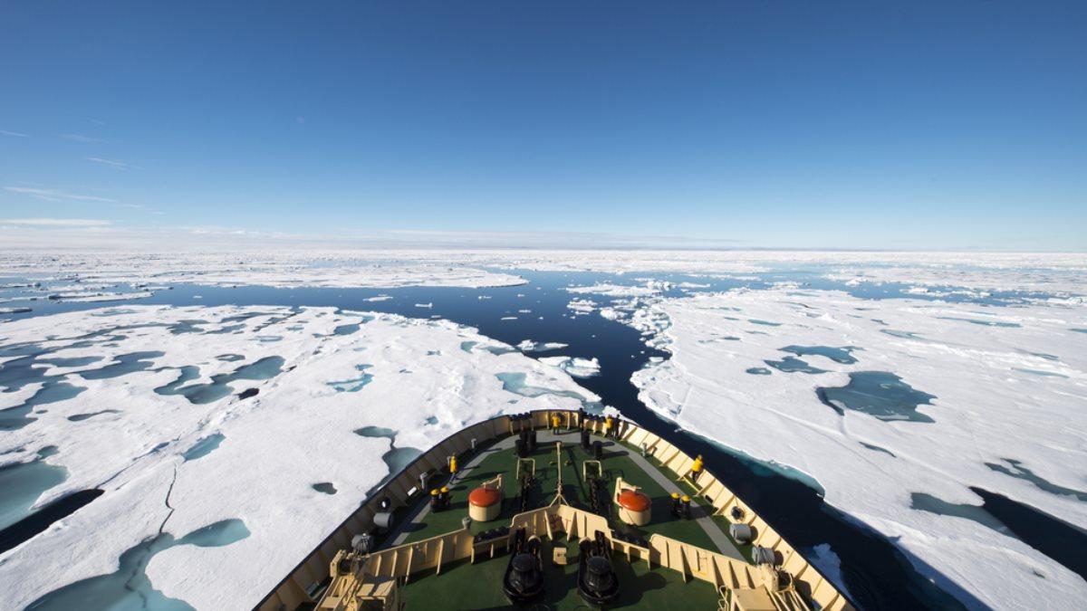 Ученые доказали право России на расширение шельфа в Арктике