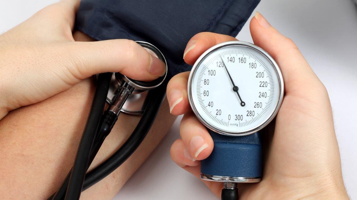 Артериальное давление кровяное гипертония один
