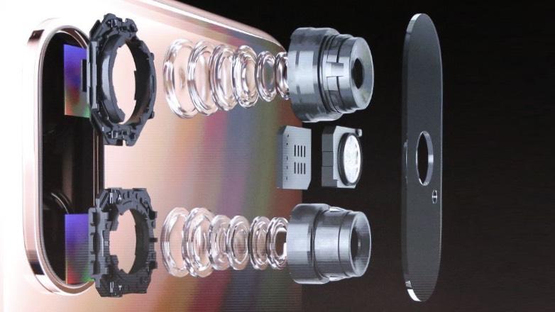 система стабилизации камеры iPhone
