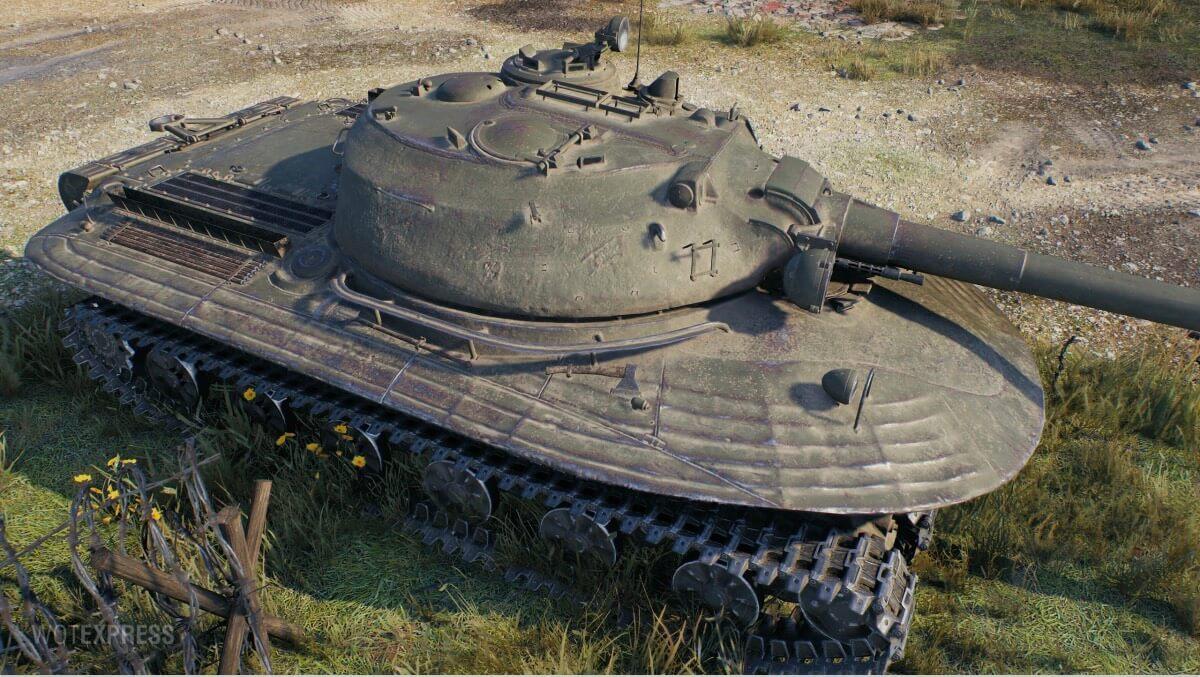 В США вспомнили о советском супертанке на случай ядерной войны