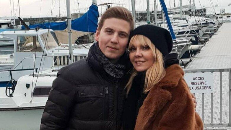 Младший сын Валерии попал в больницу после ДТП