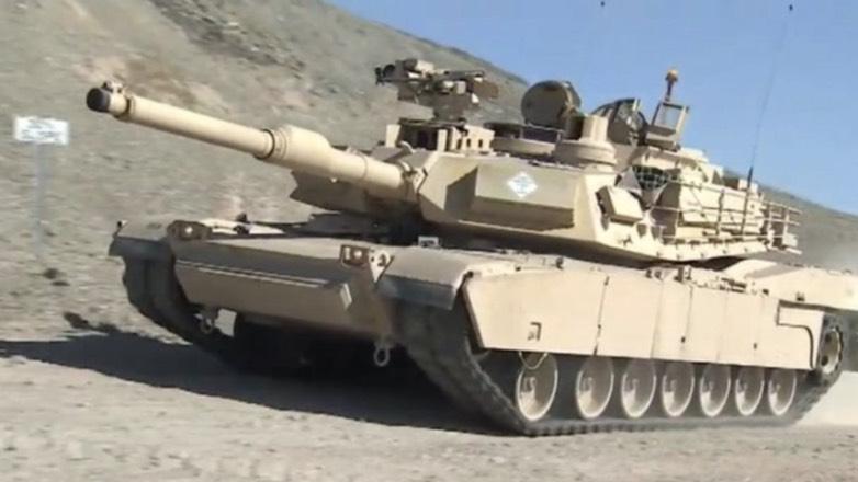 Американцы пригрозили России новой версией танка Abrams