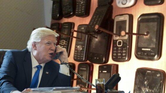 СМИ обвинили Трампа в телефонном хамстве главам других государств