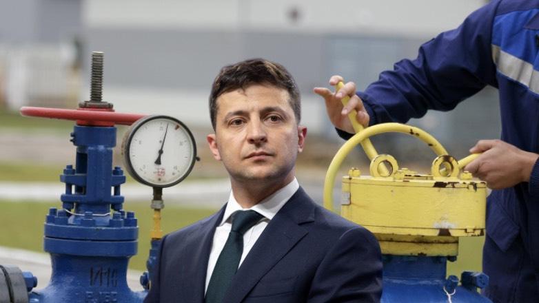 Зеленский озвучил возможные сроки подписания контракта по газовому транзиту