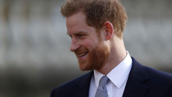 Принц Гарри необычно отреагировал на вопрос о его будущем с Меган Маркл