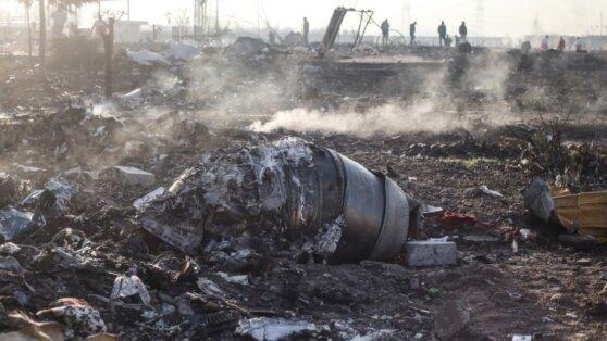 Иран передаст Украине чёрные ящики сбитого Boeing