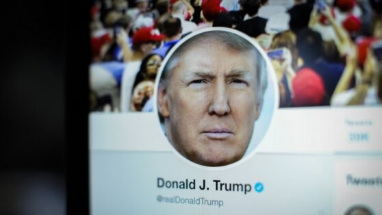 Руководство Twitter назвало указ Трампа «реакционным и политизированным»