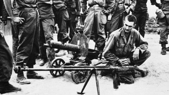 Почему оружие столетней давности используется в конфликтах новейшего времени