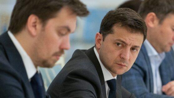 Гончарук высказался после отказа Зеленского принять его отставку