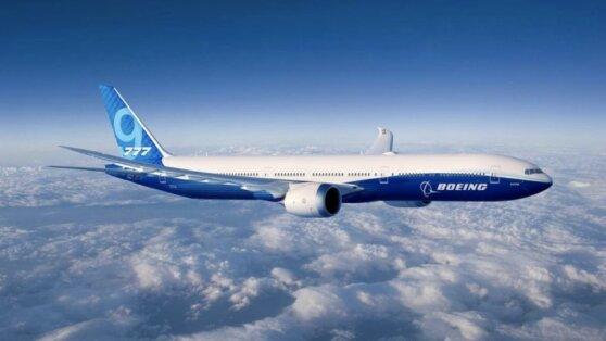 Boeing 777X приступил к испытательным полётам