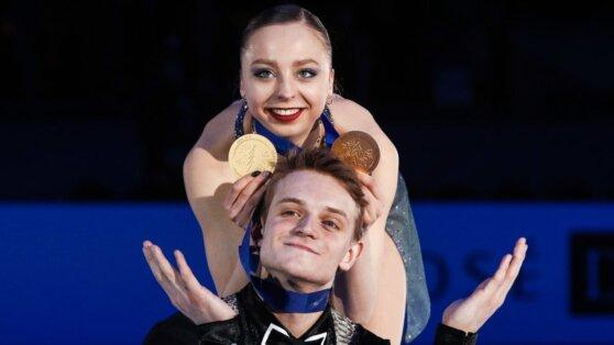 Бойкова и Козловский рассказали о главных запретах для фигуристов