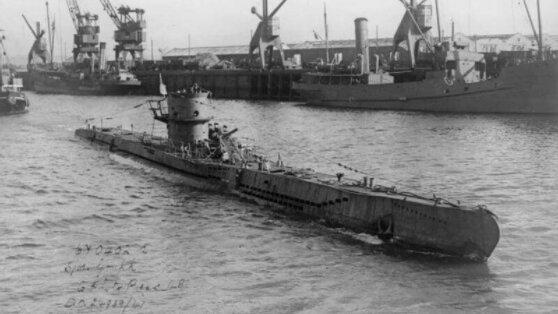 Под двумя флагами: необычная судьба немецкой подлодки U-570