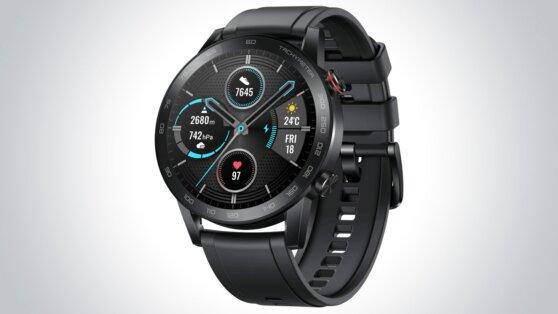 В России приготовились к старту продаж умных часов Honor Magic Watch 2