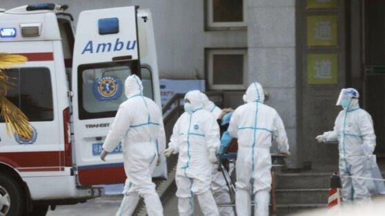 Первый случай заражения коронавирусом был зарегистрирован в Киеве