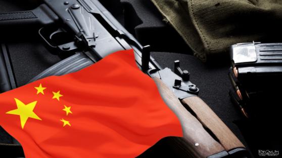 Китай обогнал Россию и стал вторым по объёму продаж оружия в мире