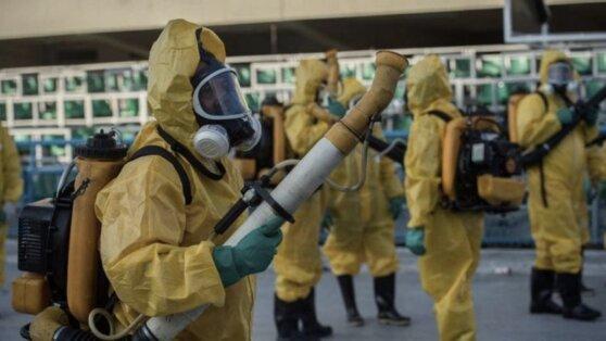 Специалист рассказал о возможном спаде распространения коронавируса