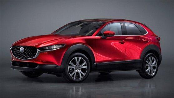 Кроссовер Mazda CX-30 может не доехать до России