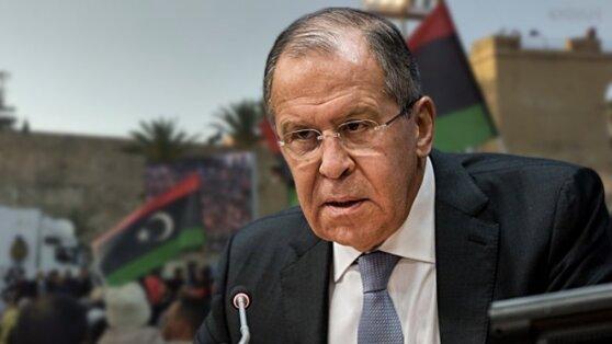 Лавров рассказал об итогах берлинской конференции по Ливии